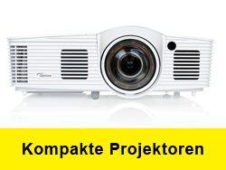 Projektoren Beamer Kompakt Mobil Consumer Büro