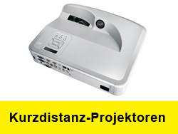 Kurzdistanz-Beamer Ultrakurzdistanz Projektor