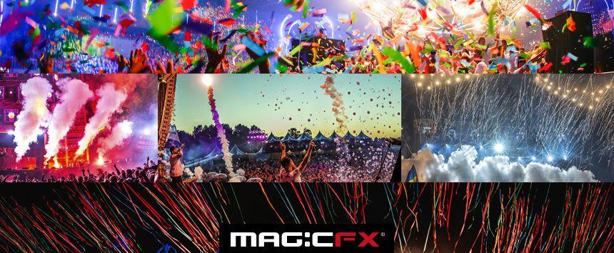 MagicFX Magic-FX Verkauf Shop Schweiz Shooter Kanonen