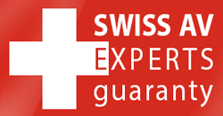 Fachhändler Schweiz Leinwand Beamer AV Displays