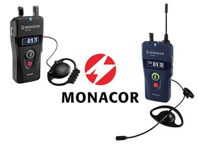 Monacor ATS-80R Tourguide Tour-Guide-System