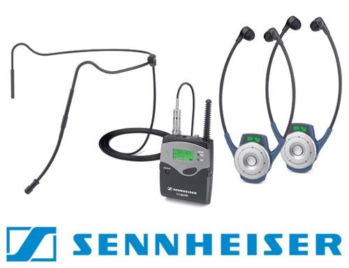 Sennheiser Tourguide System PFA