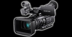 Videokamera mieten Vermietung Kamera