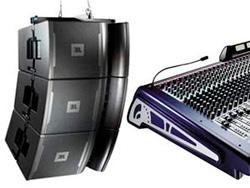 Audio Beschallung Lautsprecher Mic mieten Vermietung